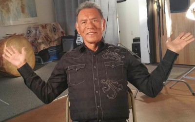 Wes Studi and Defending the Fire in ReelNM Blog