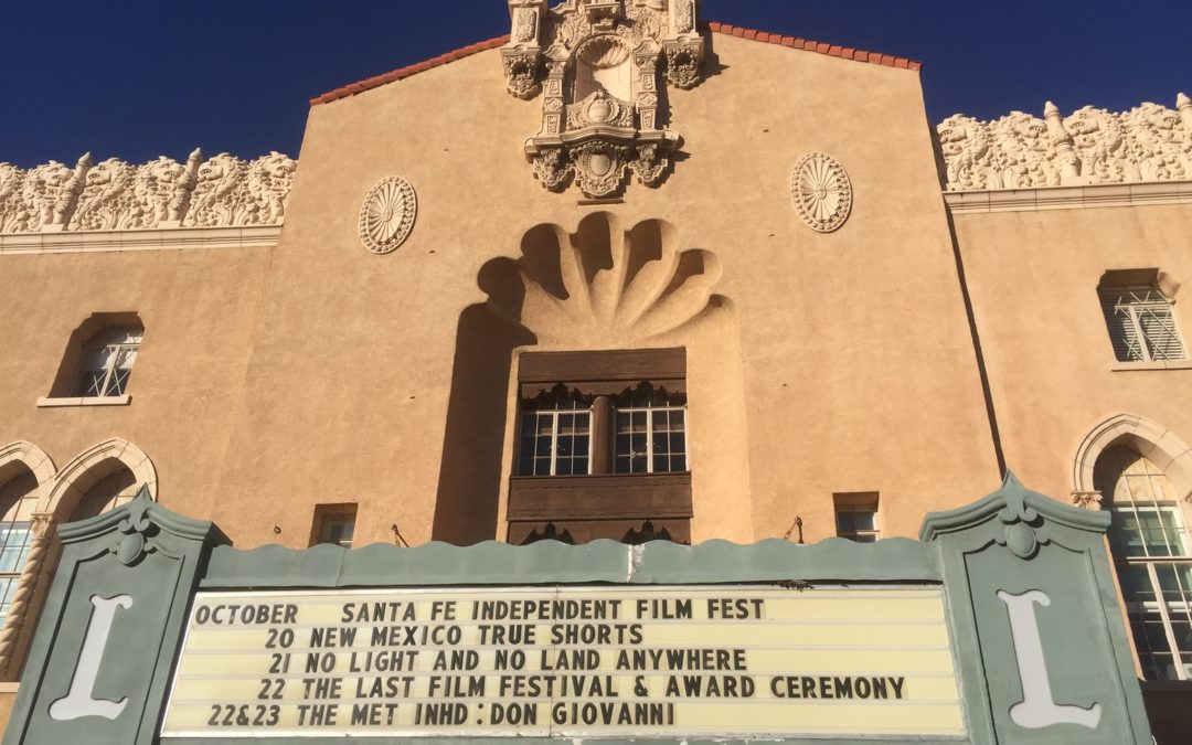 Defending the Fire will be in the 2017 Santa Fe Independent Film Festival