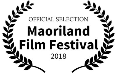 Defending the Fire Screening at Māoriland Film Festival, March 2018