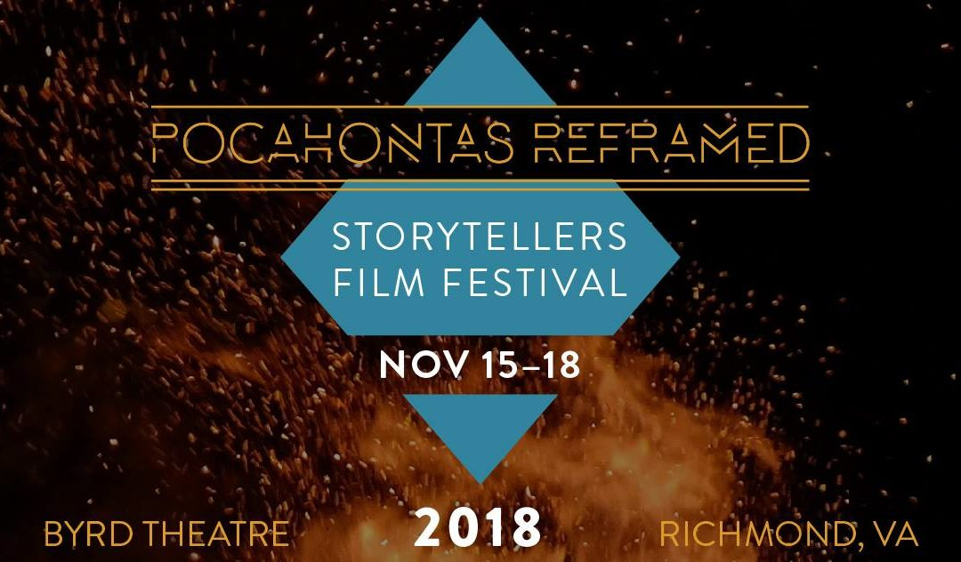 Defending the Fire Screening at Pocahontas Reframed, November 2018