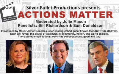 Actions Matter – Nov. 18, 2017