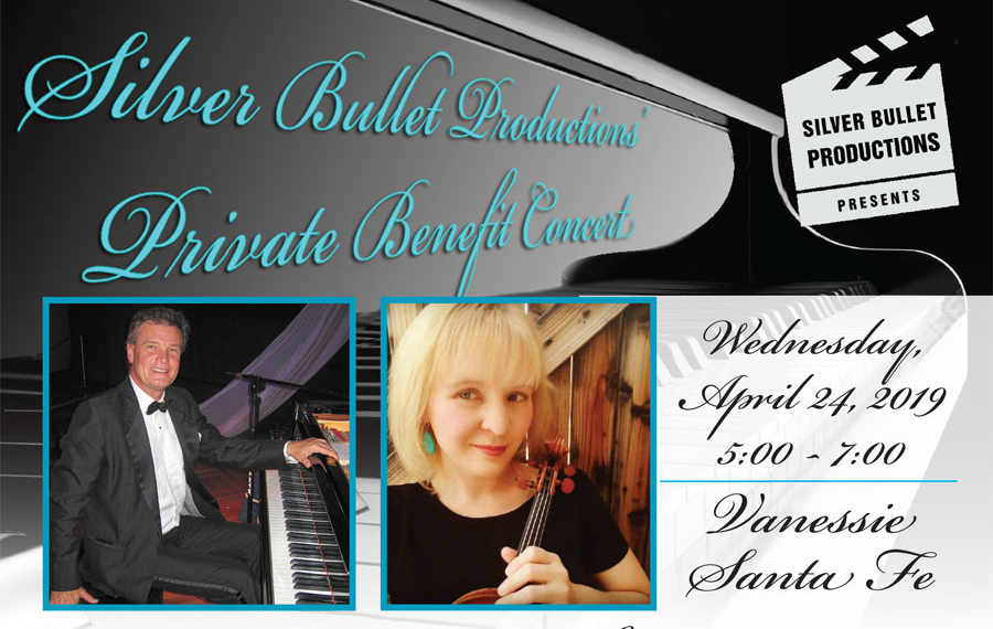 An Intimate Evening of Movie Music, April 24
