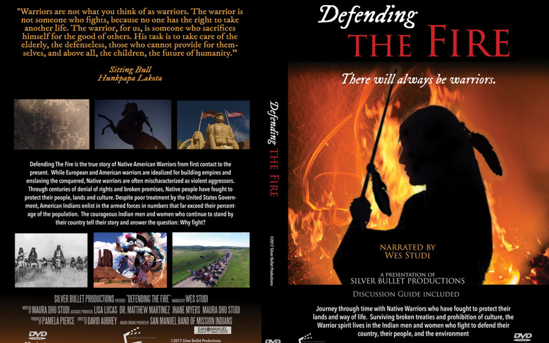 Defending the Fire documentary DVD now available