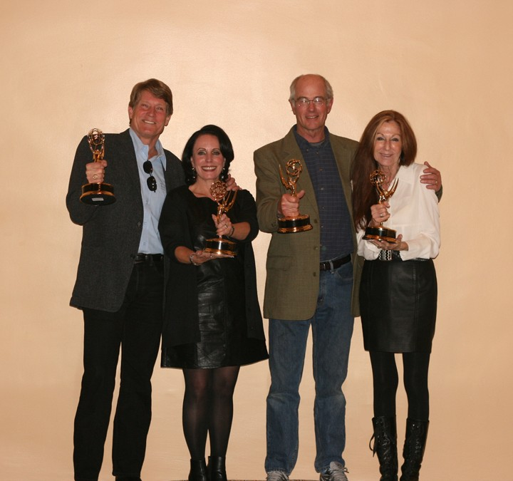 """Canes of Power"" Won a Cultural Documentary Regional Emmy®, October 2013"