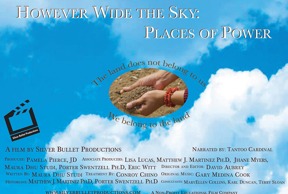However Wide the Sky: Places of Power