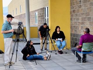 """Teach the Teacher"" workshop – Pueblo of Santa Ana"