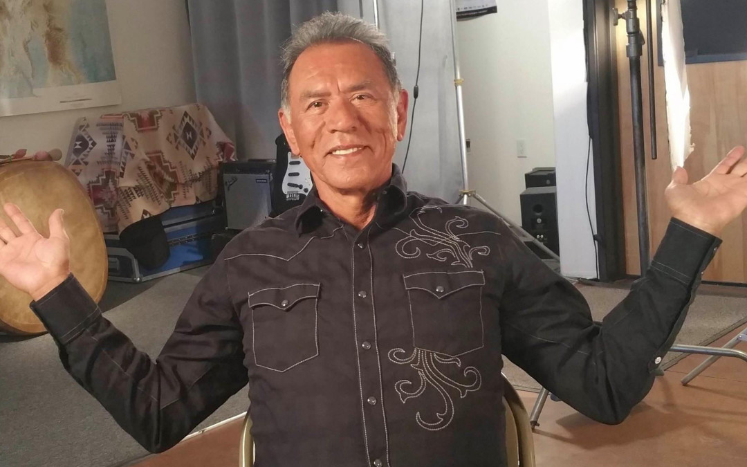 Warrior Wes Studi
