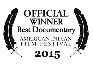 """A Thousand Voices""  Won American Indian Film Festival Best Documentary Feature, November 2015"
