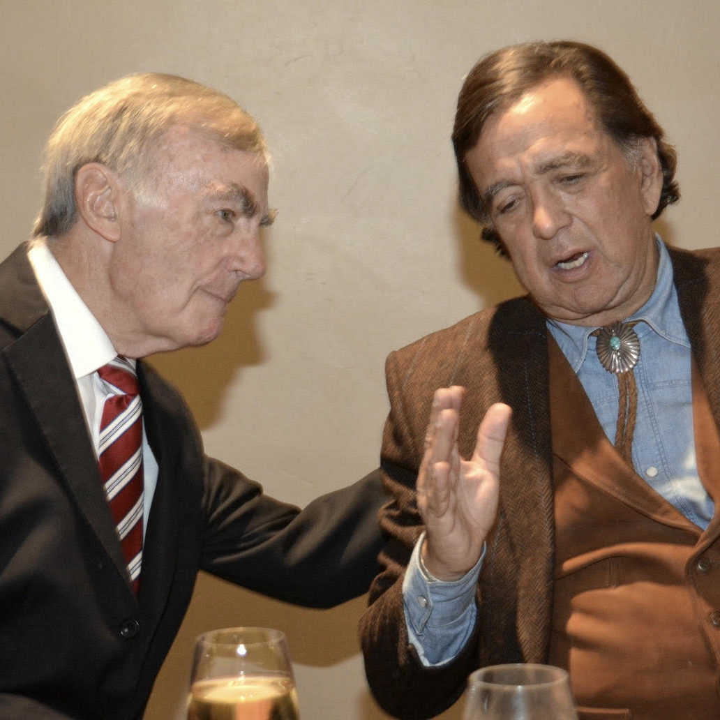 Sam Donaldson & Bill Richardson